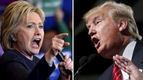Trump, Clinton, and the final presidential debate