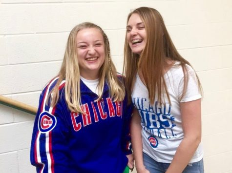 Students and staff prepare for World Series 'W'