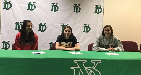 National Signing Day for York Athletes