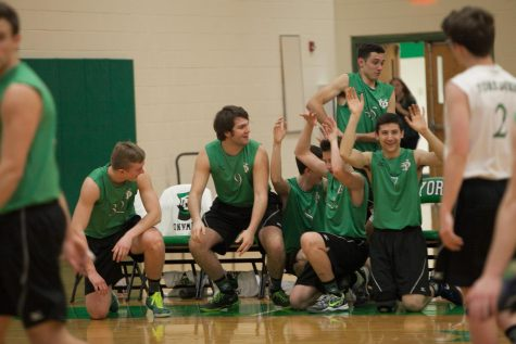 Varsity boys volleyball diving into a new season