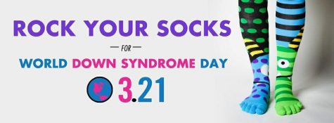 Rock your socks for a good cause
