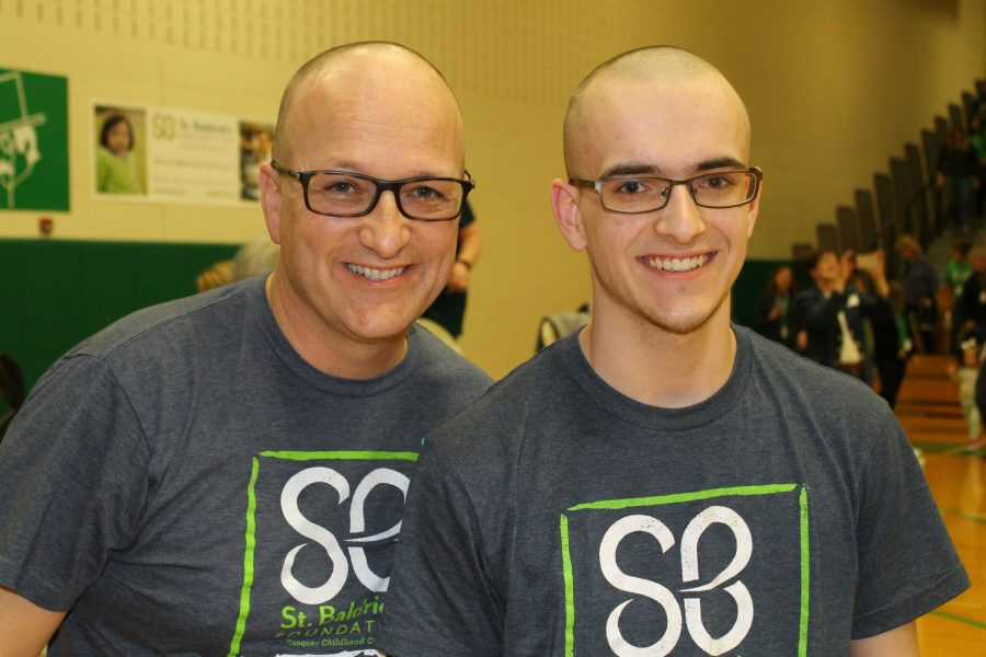 """York students and staff """"Brave the Shave"""""""