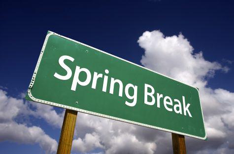 Home for Spring Break? We've got you covered