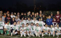 Seniors nostalgic about ending last lacrosse season
