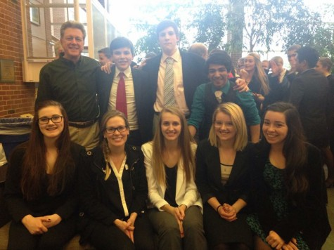 Law Team takes fourth at State