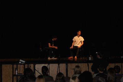 D.O.H.O. performs at Fine Arts Week 2015