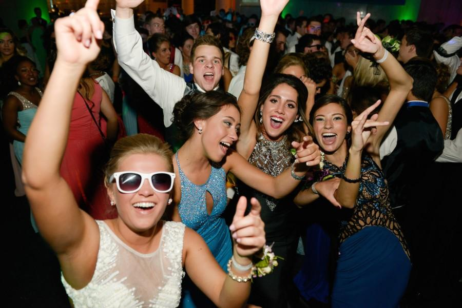 Click here to vote for this year's prom theme