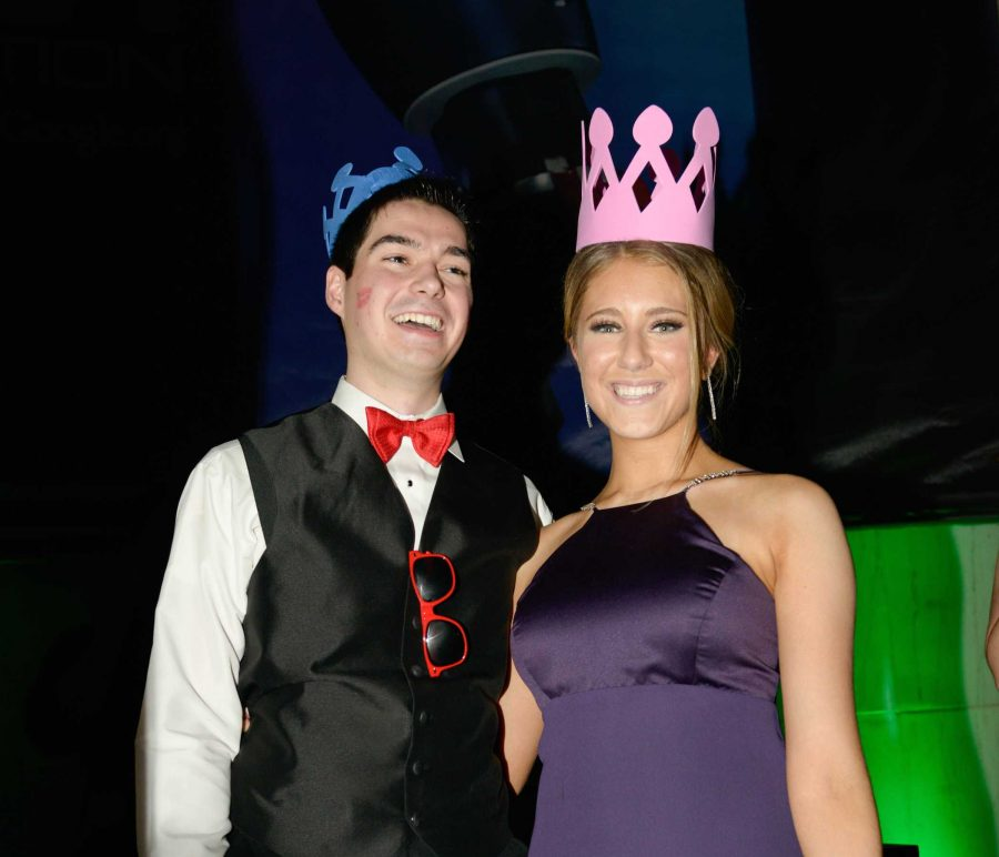 2015 Prom King & Queen