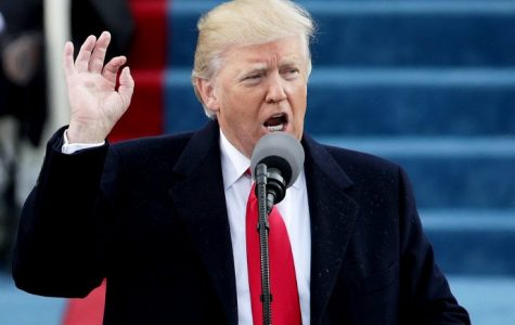 Donald J. Trump asumió el puesto de presidente número 45