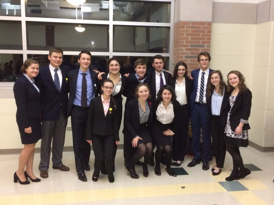 The+regional+team+competed+against+Prospect%2C+Glenbrook+North%2C+Glenbrook+South%2C+and+Hersey+at+their+regional+competition.+