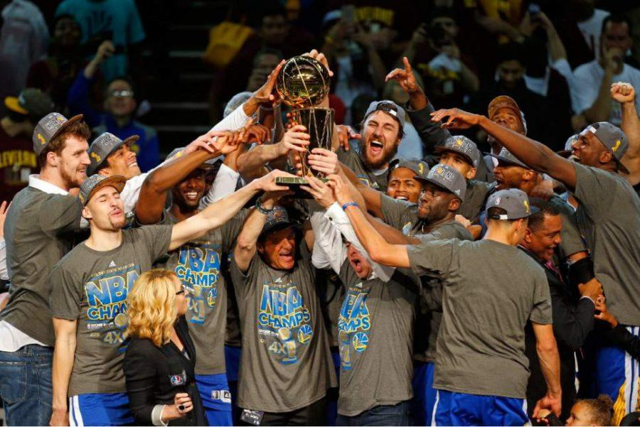 York likes the Golden State Warriors to win the Western Conference this year