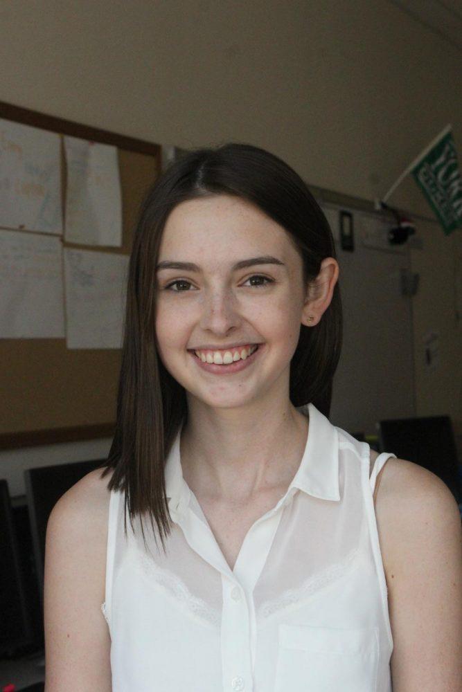 Ellie Ryan | Editor-in-Chief