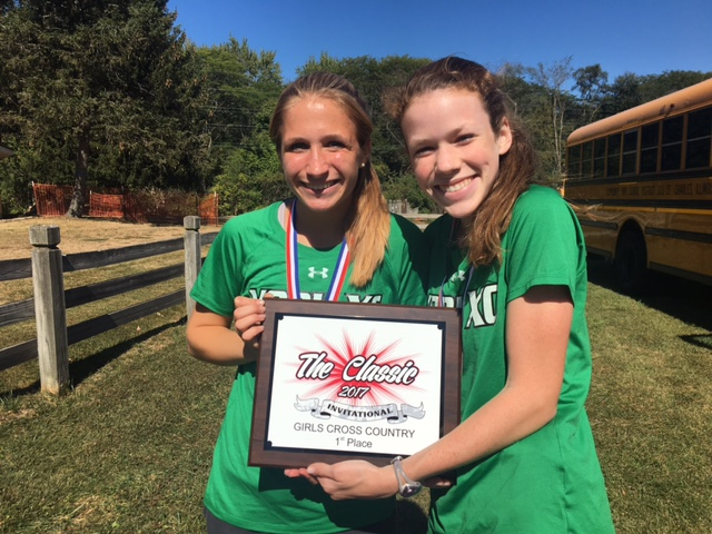 """Girls cross country dominates the new """"Classic"""""""