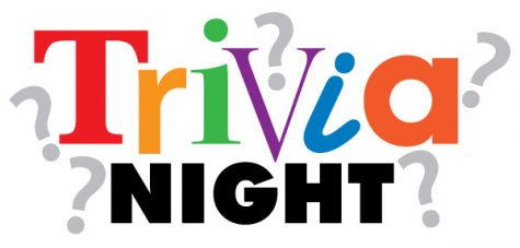 Join StuCo for Trivia Night TONIGHT