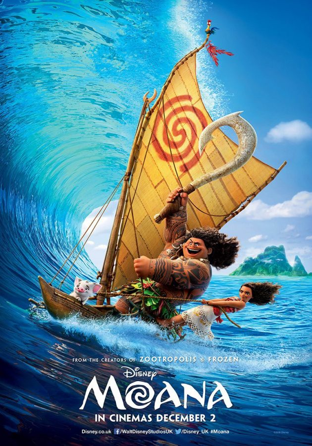 The+2016+Disney+movie+%22Moana%22++is+the+center-piece+of+Ryan+DeMotte%27s+writing.