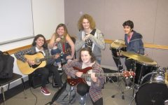 Amature Musicians Club hosts open mic night