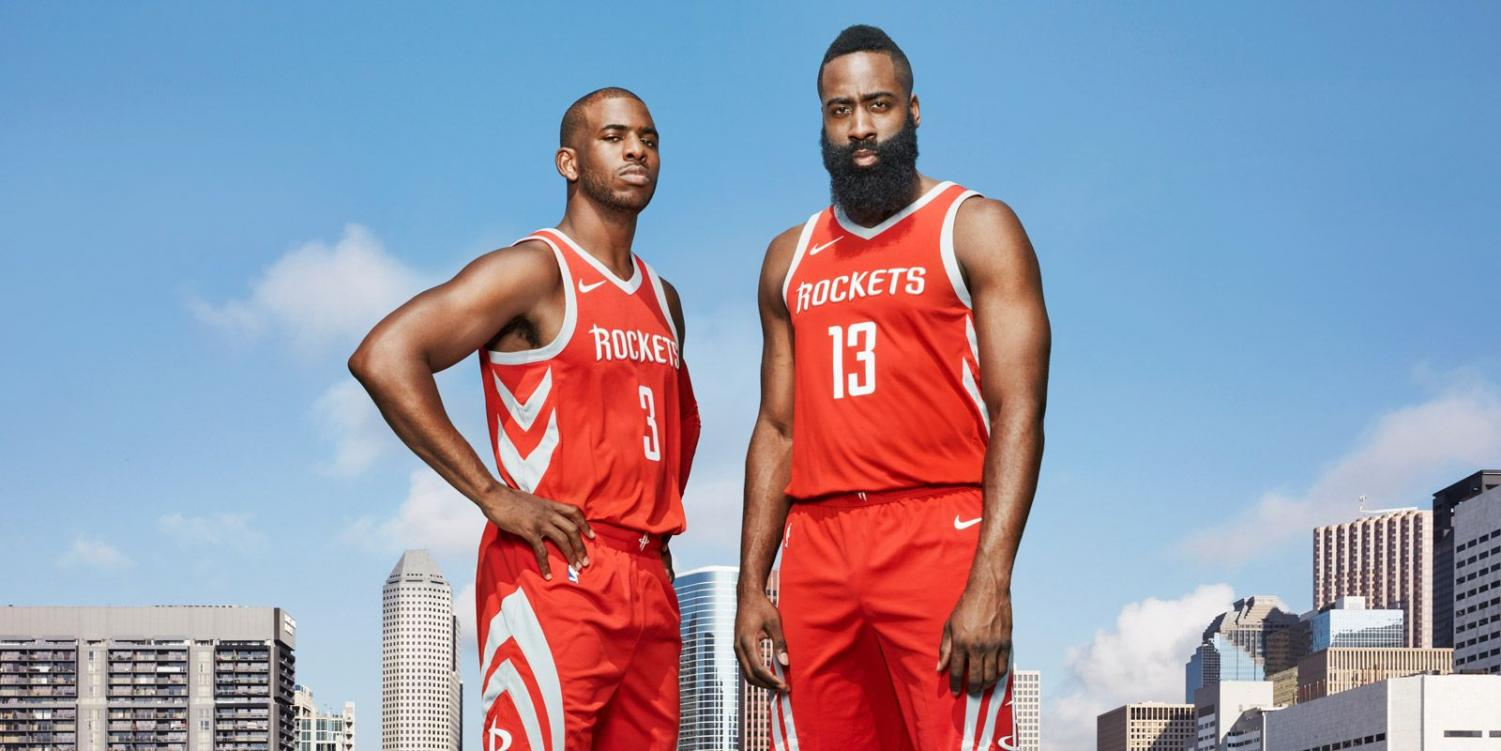 Chris Paul getting traded to the Houston Rockets was one of the biggest moves of the NBA offseason.