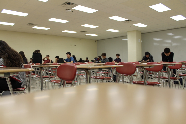 The early course selection date is greatly affecting which classes students are deciding to take for the upcoming year.