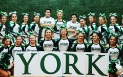 York cheer is state bound
