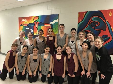 Advanced Dance puts on dance concert in Black Box studio featuring York Dance Company
