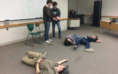 Sketch Comedy Club prepares for their FAW performance
