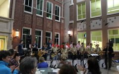 A night of good food and great music: the York Jazz Band concert