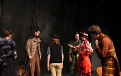 Performance in the Round team brings magic, bugs, and music to Fenton High School