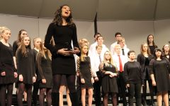 "Choir concert inspires and fills audience with ""Pure Imagination"""