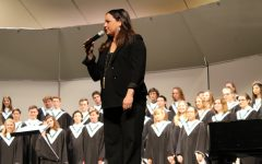 Choral year comes to a close; seniors singing send-off