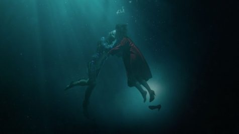 """The Shape of Water"" makes a splash this awards season"