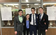 4 Speech team members advance to the state meet