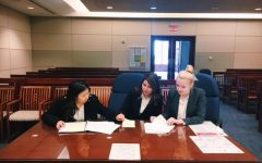 York's Mock Trial Team completes another successful competition