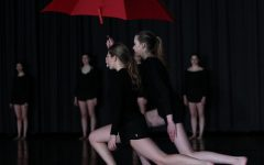 Fine Arts Week dance concert expresses student artwork and photography through movement