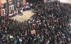 York students participate in national walkout day, honor lives lost and demand change