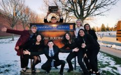 Mock trial team placed second in state after eight years