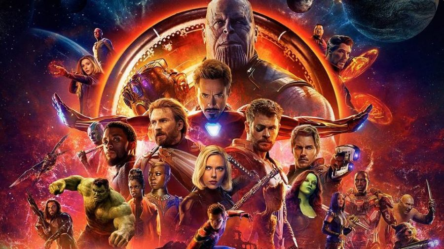 Avengers%3A+Infinity+War+will+be+released+globally+on+April+27%2C+2018.