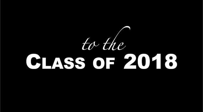 2018 Graduation Video