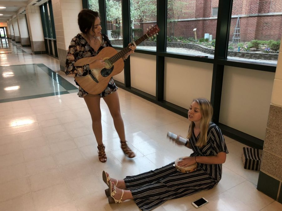 Class of 2018 showcases their talents at the senior concert