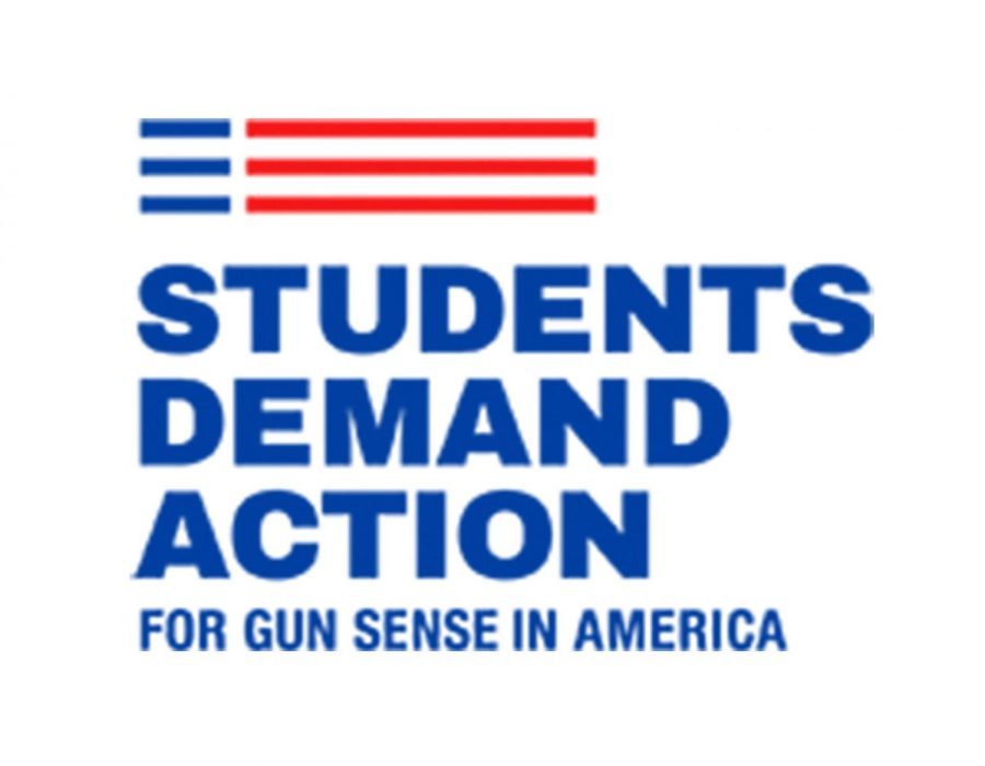 Logo of the national branch of Students Demand Action.