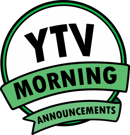Tuesday, May 8th 2018, Ytv Daily Announcements