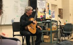 Vladislav Blaha pays a visit to York's music department for the second time