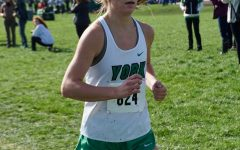 Senior Sarah May is an all-conference all-star