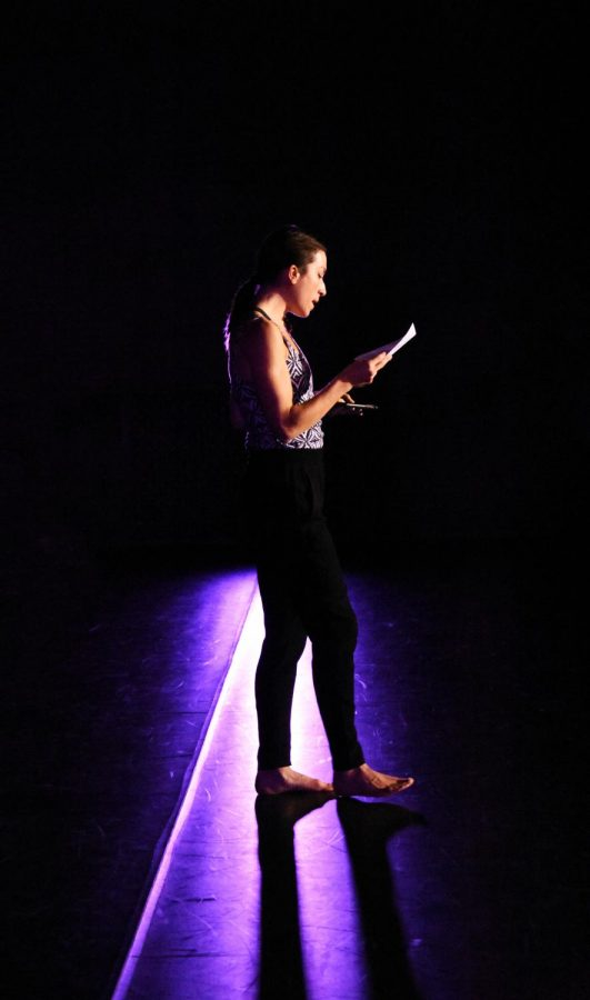 Mrs.+Jensen+began+the+night+with+speaking+to+the+audience+about+each+piece+and+all+of+the+hard+work+that+went+into+the+night%27s+show.+