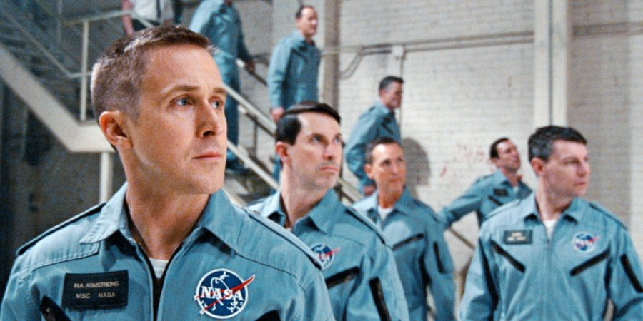 'First Man' sees the space race through Neil Armstrong's eyes