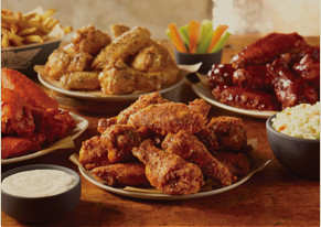 Vote for your favorite wings