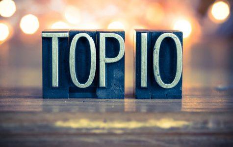 The Top 10 Top Ten Lists of 2018