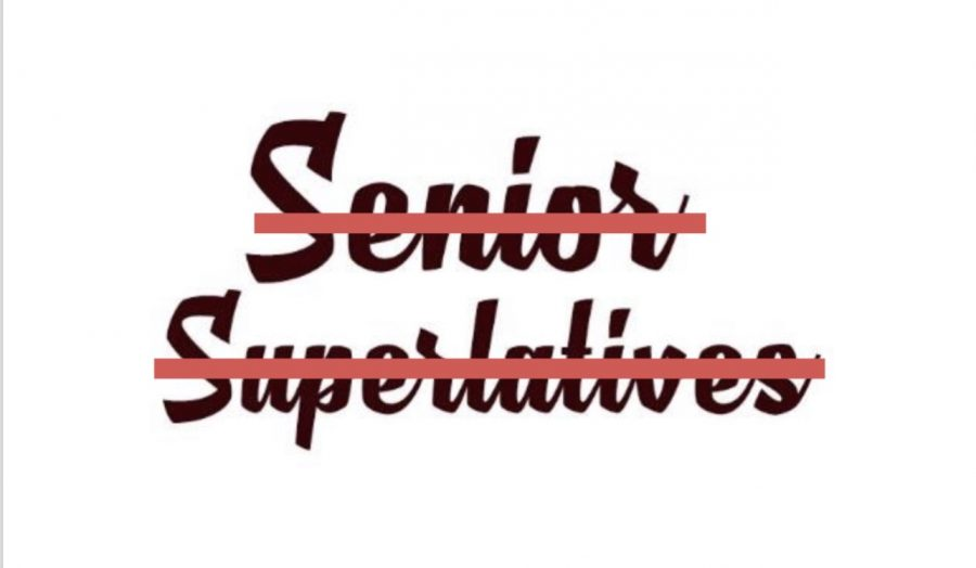 Here's the superlatives that didn't quite make the cut. Photo courtesy of Ada High School.