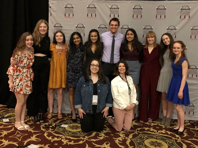 York Mock Trial appeals in the National Championship, takes thirteenth