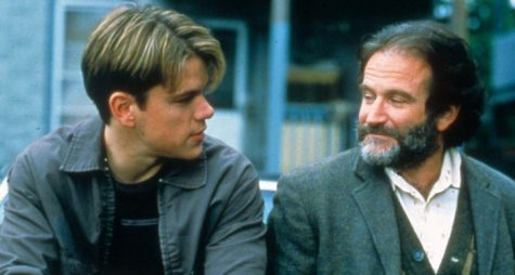 "The best movie of all time is ""Good Will Hunting"", how do you like dem apples?"
