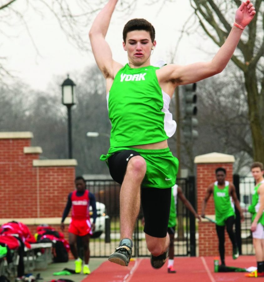 Kam Stearns and the art of the jump